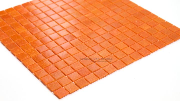 Glass Mosaic Blends,Orange