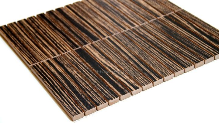 Wood Pattern PorcelainMosaic