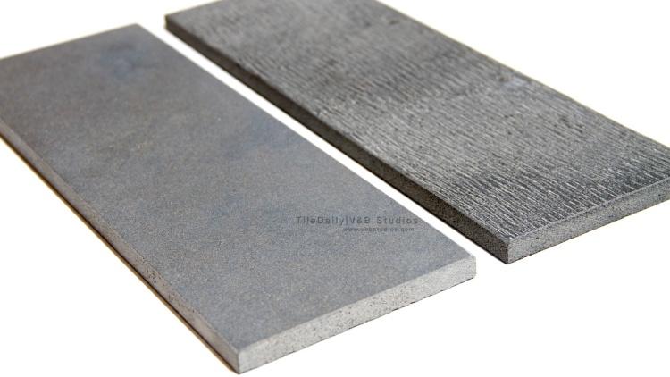4x12 Basalt Stone Brick, Subway Tile at TileDaily