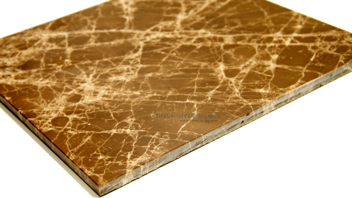 Cider Brown Marble Tile