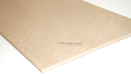 Square Dots Porcelain Tile