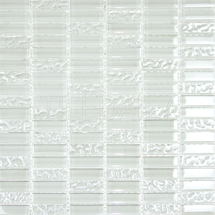 GM0062 - Iridescent Glass Mosaic Tile