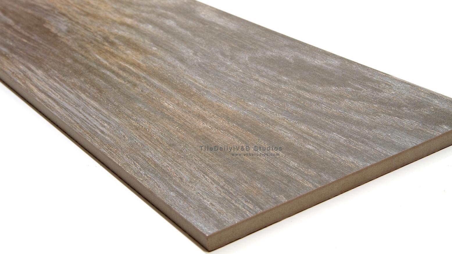 Grey Wood Porcelain Tile