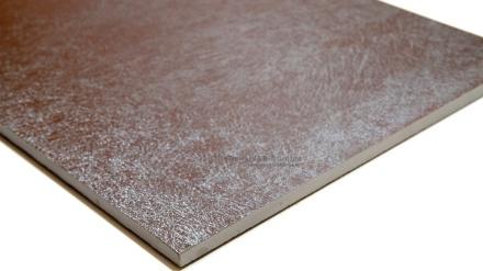 Siver Bronze Metallic Leather Tile