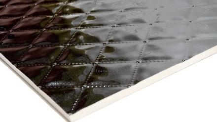 Beveled Diamonds Ceramic  Tile