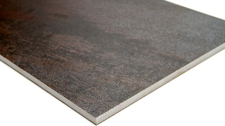 Metallic Slate Textured Porcelain Tile