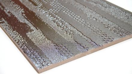 Metallic Track Porcelain Tile