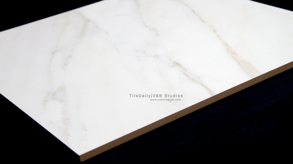 Polished Carrara Porcelain Tile Tiledaily