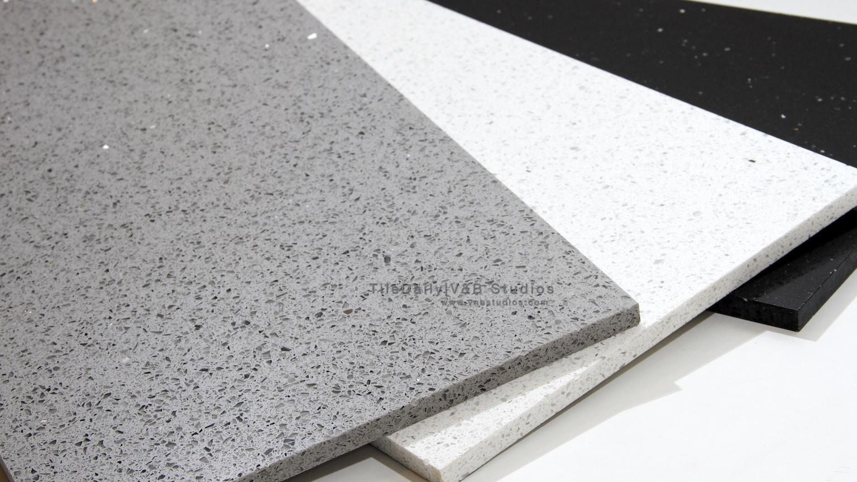 Galaxy Quartz Tile, 3 Colors