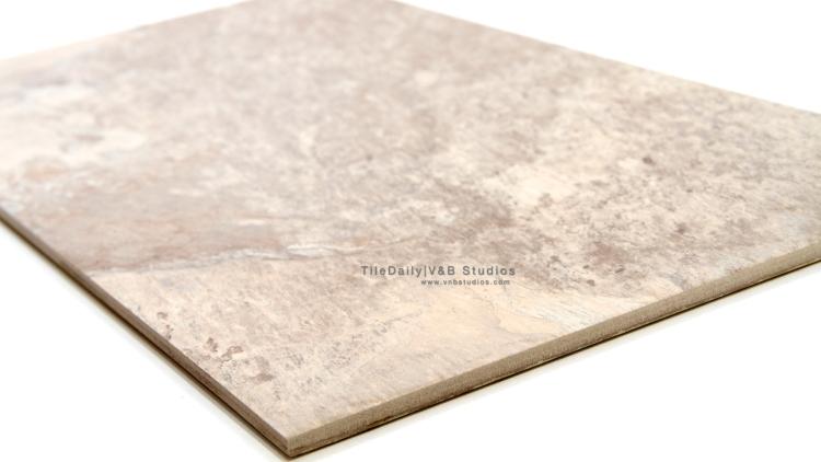 Rustic Slate Porcelain Tile, 3 Colors