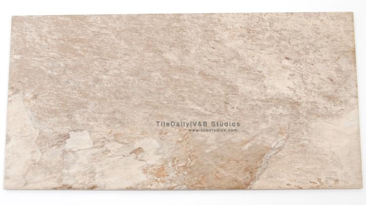 P0052BG - Rustic Slate Porcelain Tile, Rustic Oak