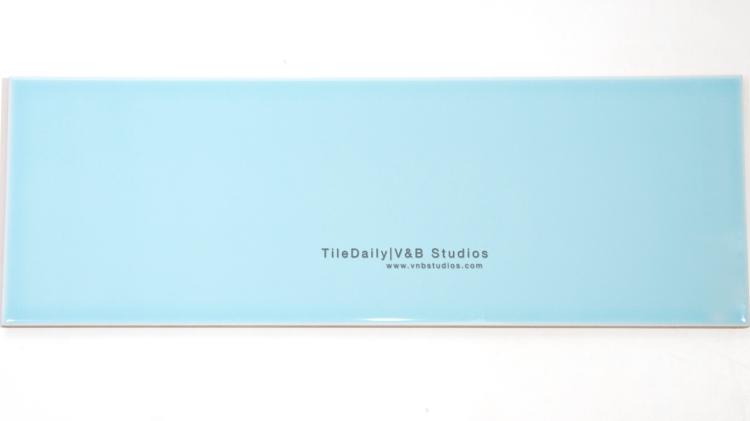 P0035LBE - Colori Large Subway Tile, Light Blue