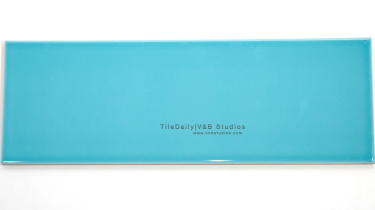 P0035TQ - Colori Large Subway Tile, Turquoise