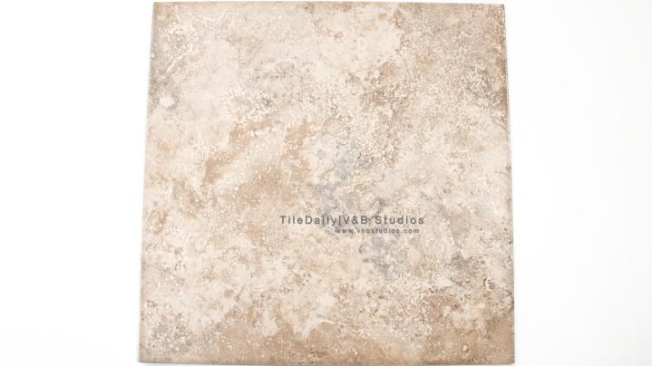 P0055NT - Travertine Porcelain Tile, Noche Travertine