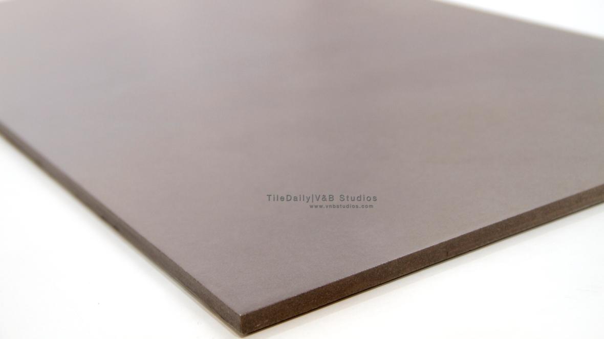 P0054BN - Urban Earth Porcelain Tile, Dark Olive (greenish brown)