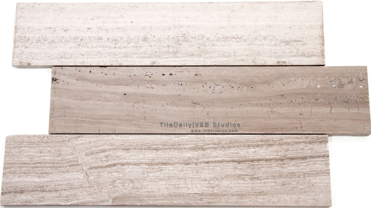 Oak Marble Stone Plank