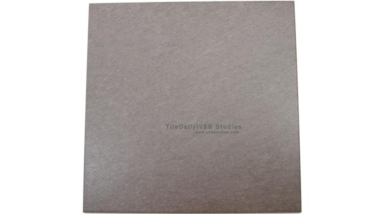 P0058GY - Brushed Matte Porcelain Tile, Grey