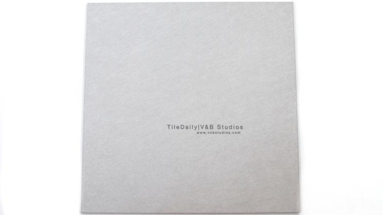 P0058LGY - Brushed Matte Porcelain Tile, Light Grey