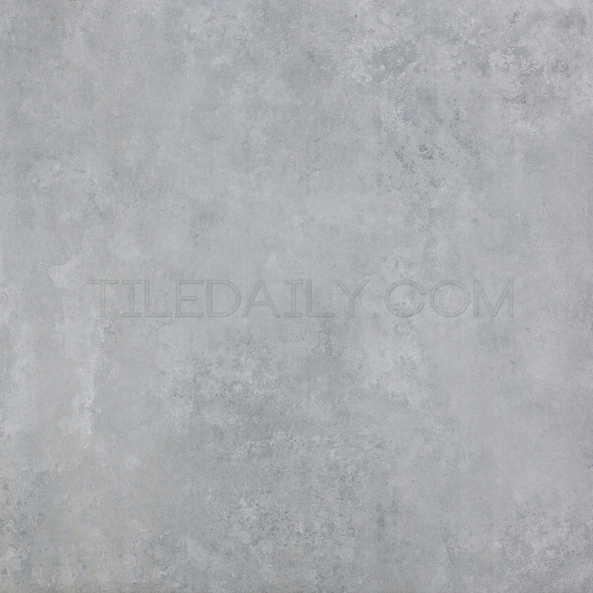 24x24 Cement Series Porcelain Tile, Light Grey at TileDaily