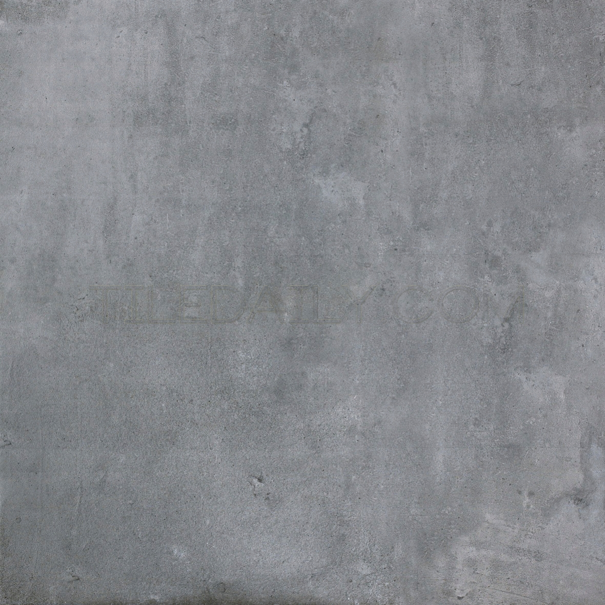 24x24 Cement Series Porcelain Tile, Grey at TileDaily