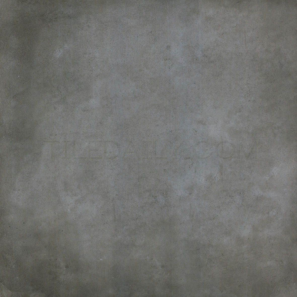 24x24 Cement Series Porcelain Tile, Dark Grey at TileDaily