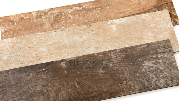 Distressed Wood Porcelain Tile