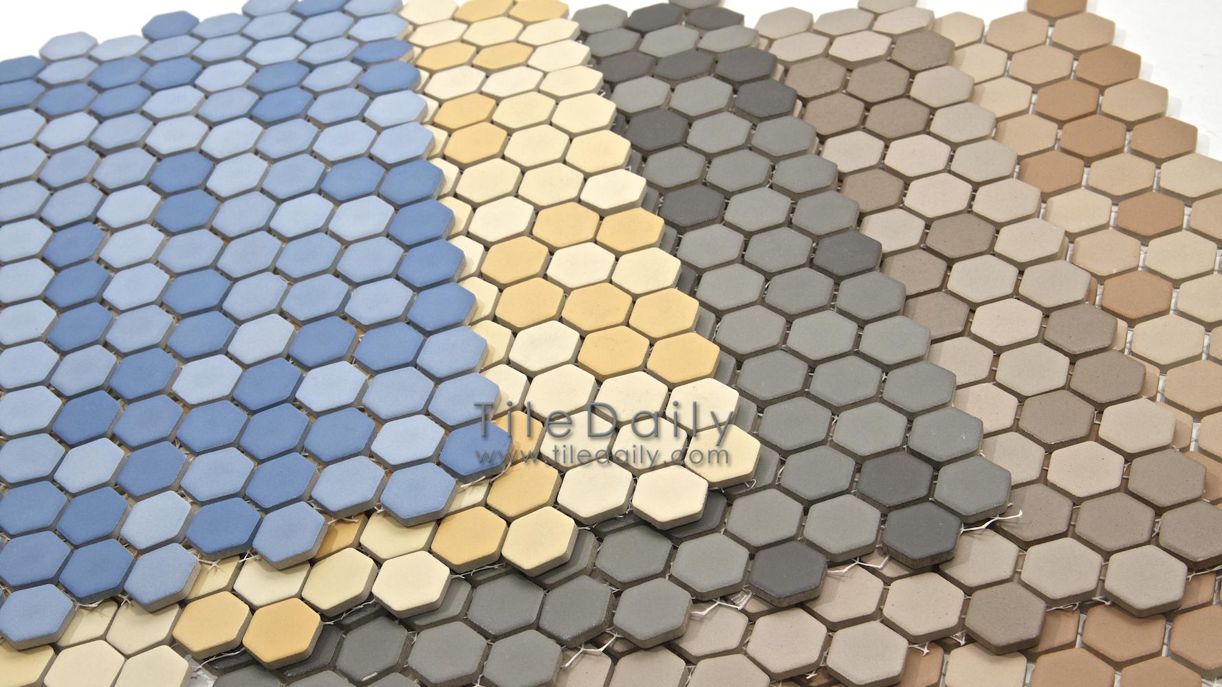 Porcelain Mosaic Tiledaily