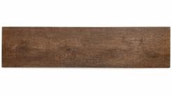 PW0018DBN Scraped Wood Porcelain Tile, Walnut