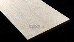 PW0018WE Scraped Wood Porcelain Tile, White Oak