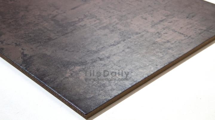 Antracita Metallic Porcelain Tiles