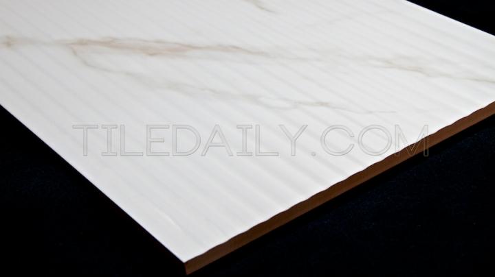 Calacatta Grooves CeramicTile