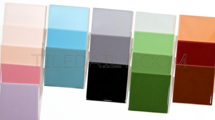 Vintage Ceramic Wall Tile,Light pink, Soft Pink, Country Pink, Vintage Pink, Light Blue, Sky Blue, Country Blue, Light Grey, Grey, Black, Sage Green, Bright Green, Lime Green, Pepper Green, Pale Orange, Burgundy and Brown