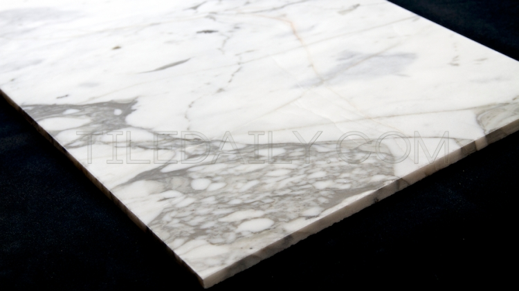 NS0058 - White Carrara Marble Tile