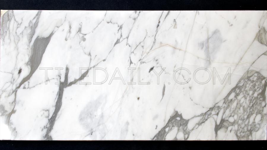 NS0058 - White Carrara Marble Tile