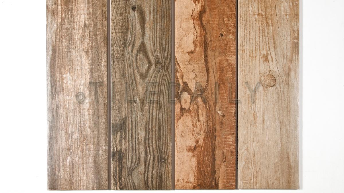 Driftwood Porcelain Plank Tile Tiledaily