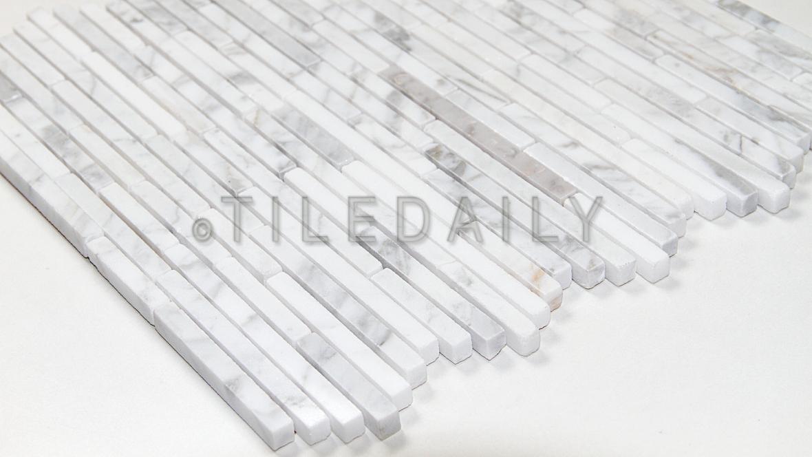NS0061 Linear Random Strip Carrara Mosaic 001 (1)