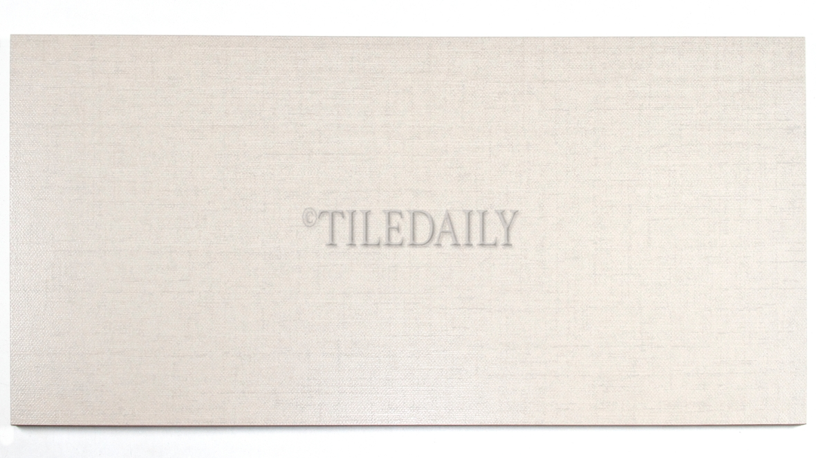 P0077we  Fabrik II Porcelain Tile, Soft White