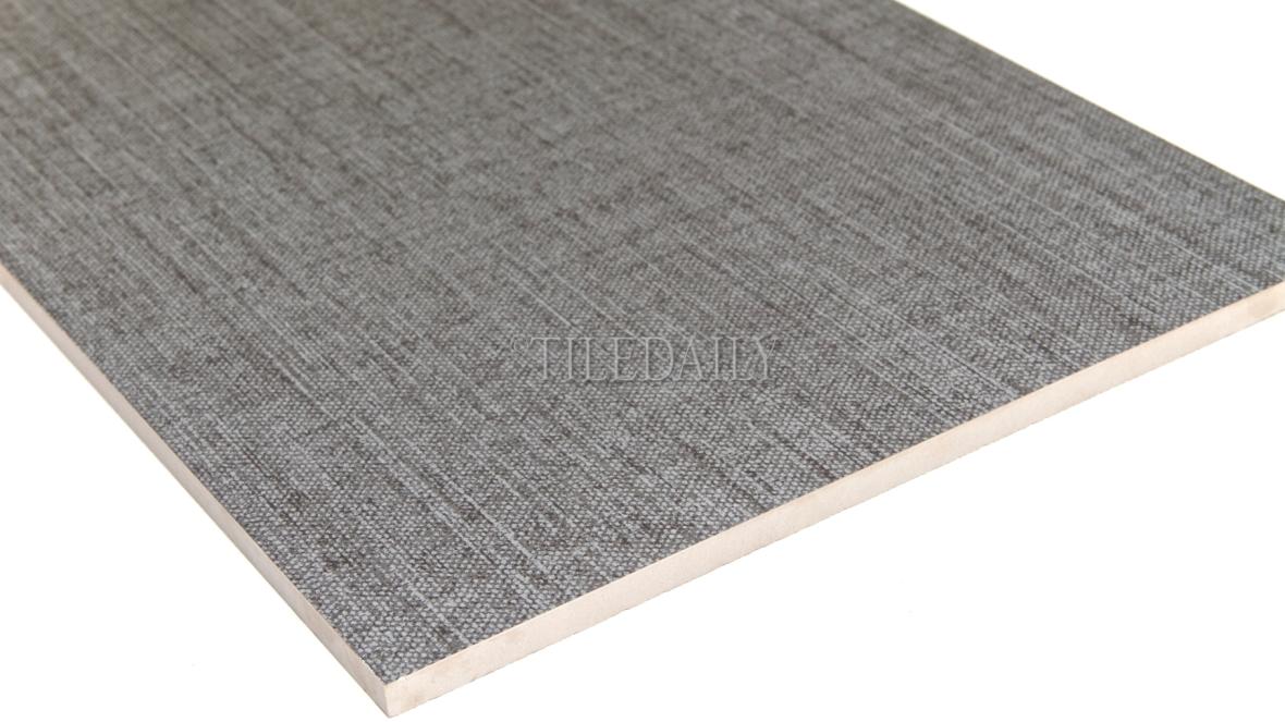 P0077GY  Fabrik II Porcelain Tile, Grey