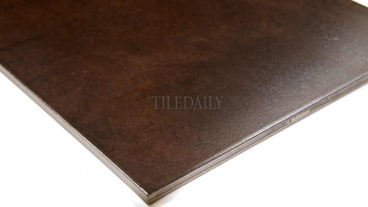 MP0039BZ - 12x24 Ferro Metallic Porcelain Tile, Bronze