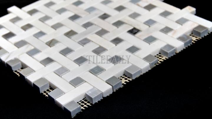 Weave Marble Mosaics