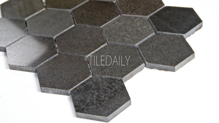 Basalt Hexagon Mosaics