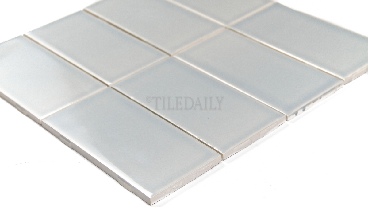 Ceramic subway tile ice blue tiledaily dailygadgetfo Choice Image