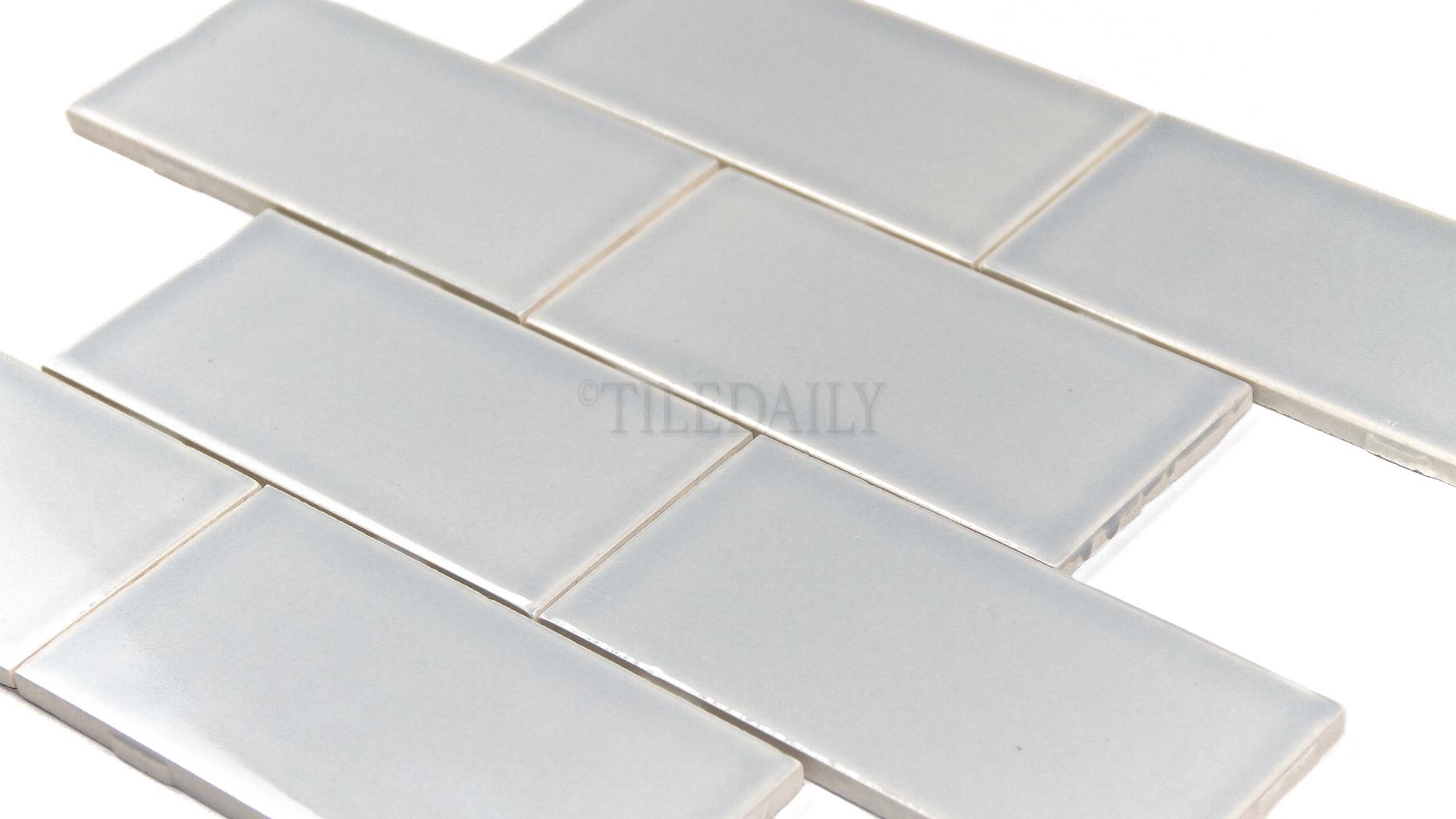 p0034ib 3x6 ceramic subway tile ice blue
