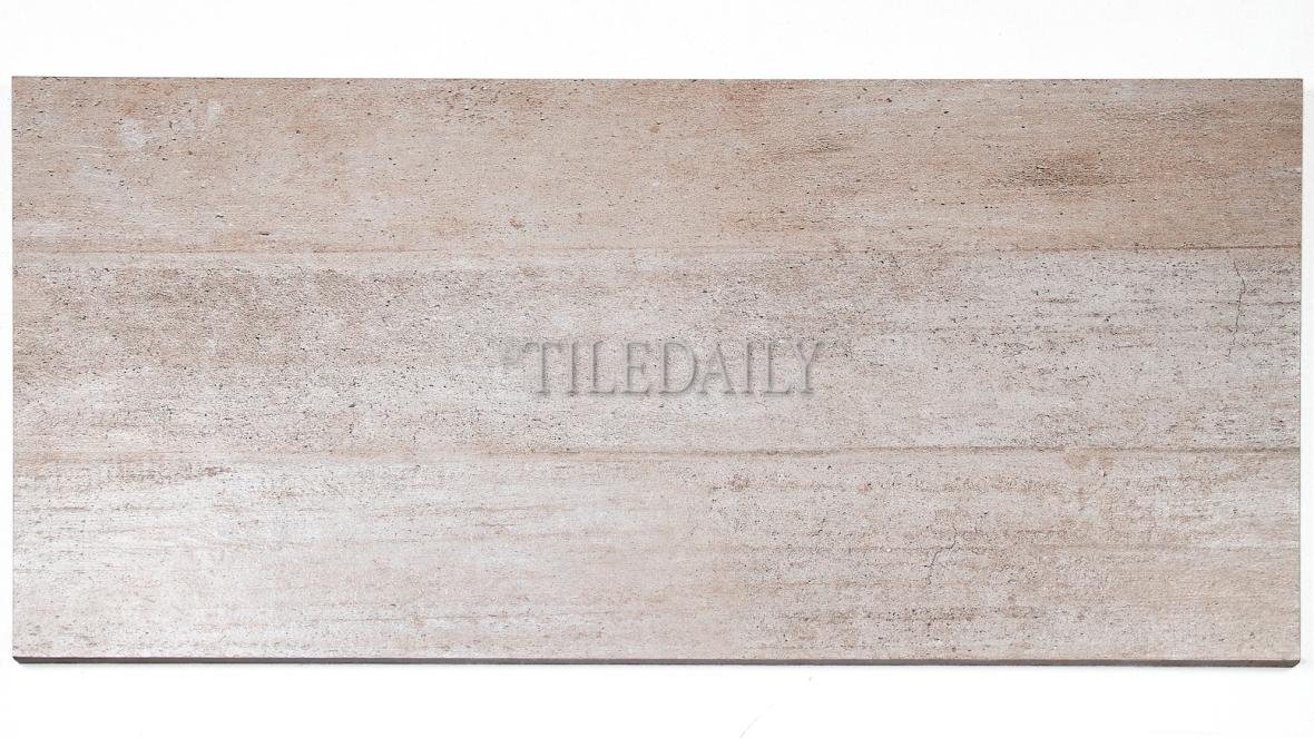 P0084LGY - Rustic Cement Porcelain Tile, Light Grey