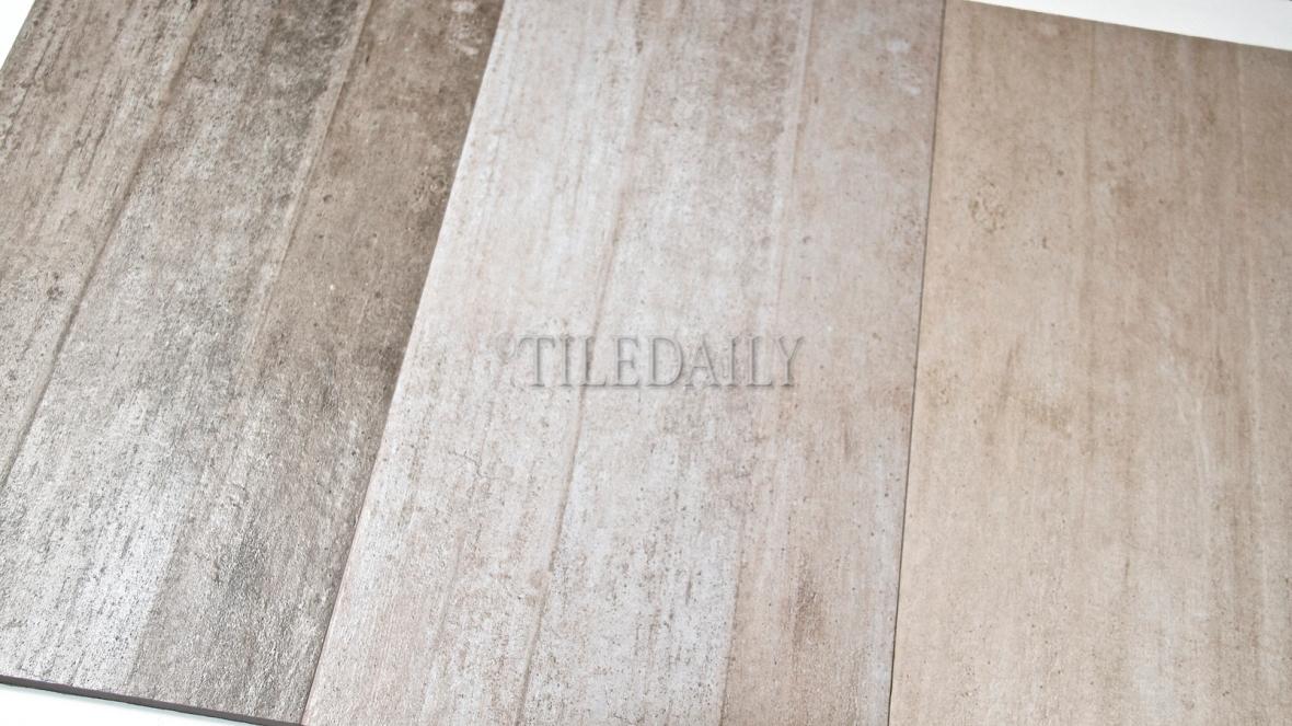 P0084 - Rustic Cement Porcelain Tile, 3 Colors