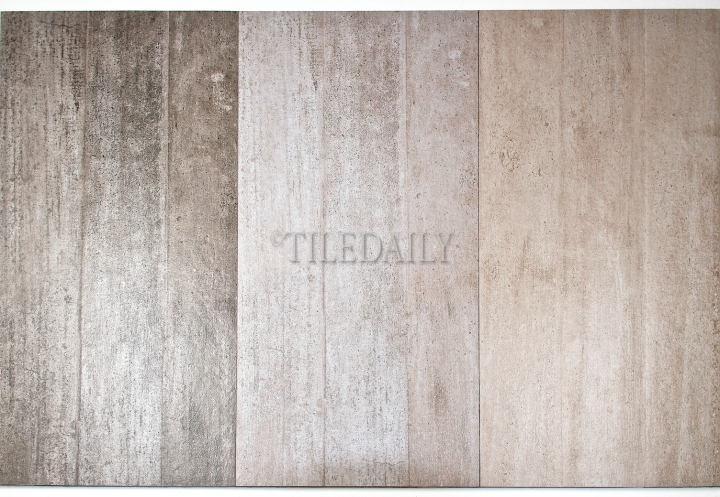 Rustic Cement Porcelain Tile, 3 Colors