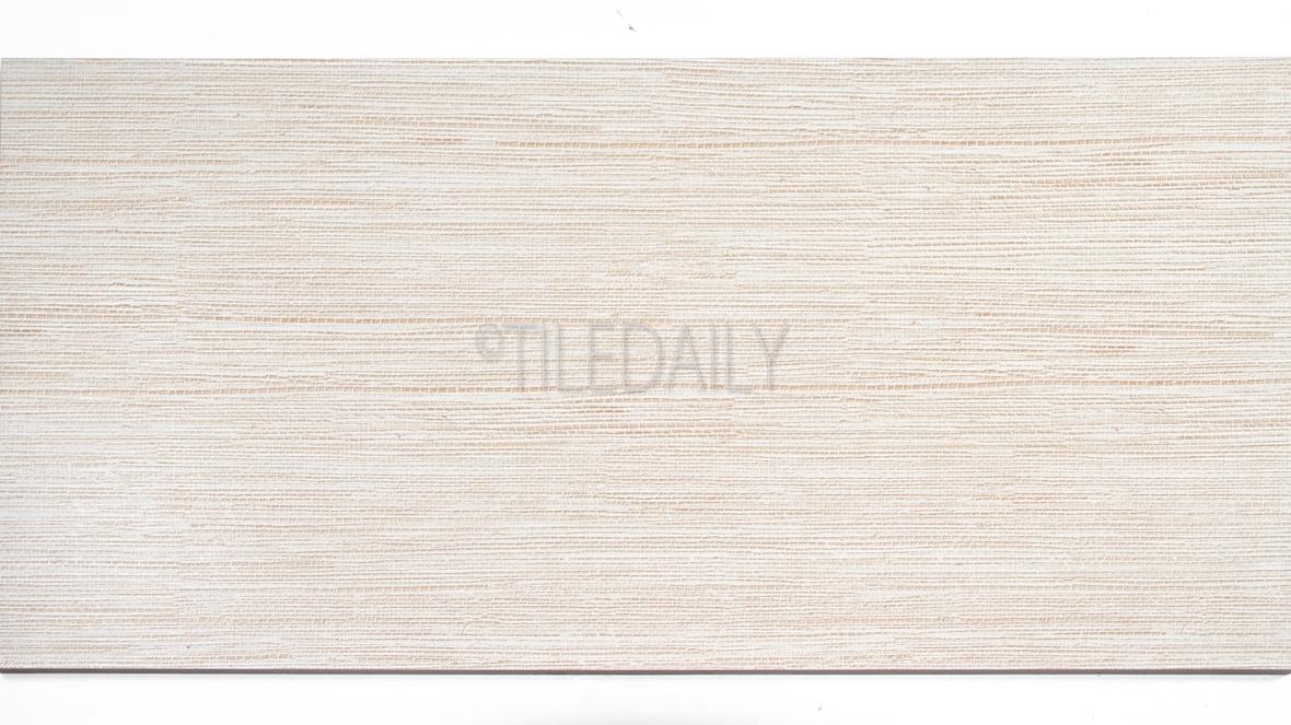 P0086LBG - 12x24 Weave Porcelain Tile, Cream
