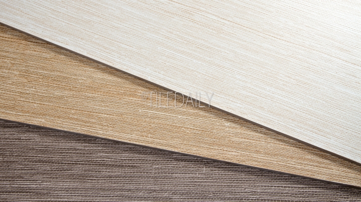 Weave Porcelain Tile, 3 Colors