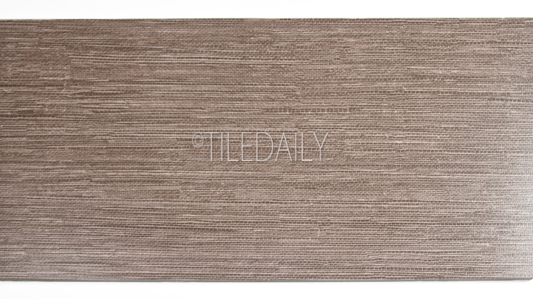 P0086TE - 12x24 Weave Porcelain Tile, Taupe