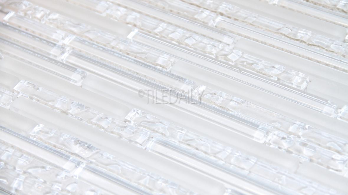 GM0124 - Ice Stix Random Glass Mosaic